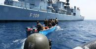 Přepadení na moři! Piráti unesli deset tureckých námořníků - anotační foto