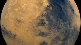 Mars, ilustrační foto