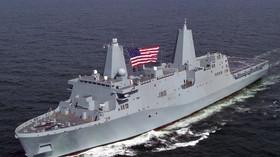 Válečné lodě nemusí být sami o sobě nebezpečné, ale jejich náklad může být smrtící.