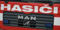 Požár v textilce na Olomoucku byl uhašen. Dva dny s ním bojovali - anotační obrázek
