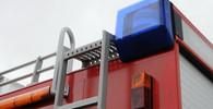 Tragédie na Náchodsku: Vrtulník se zřítil a začal hořet, zemřeli dva lidé - anotační obrázek