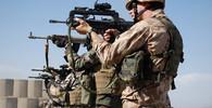 V Afghánistánu bylo při útoku zraněno pět českých vojáků, jeden těžce - anotační obrázek