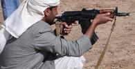 Tálibán v den voleb rozpoutal teror. Útoky na řadě míst, zůstávají mrtví a zranění - anotační obrázek