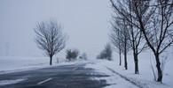 Počasí na sobotu 14. prosince. Silný vítr přižene chumelenici - anotační obrázek