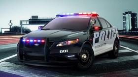 Policie USA, ilustrační foto
