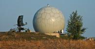 Radarová základna, ilustrační foto