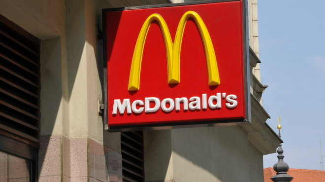 McDonald's, ilustrační fotografie.