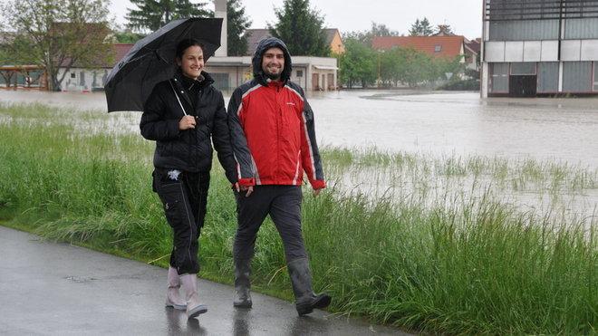 Povodně aktuálně: Kde dál hrozí nebezpečí díky počasí?