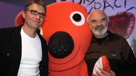 Zdeněk Svěrák (vpravo)