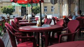 Restaurace, ilustrační fotografie.