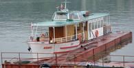 Na Slapech se potápěla loď, na palubě bylo 33 lidí - anotační obrázek