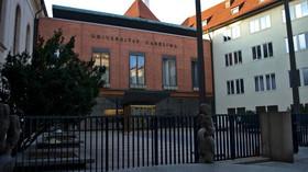 Univerzity Karlova