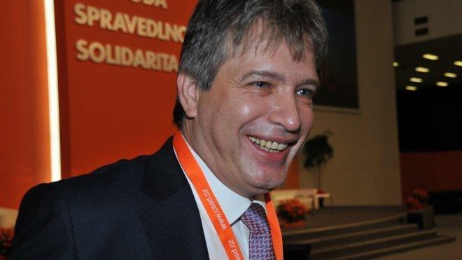 Roman Onderka, místopředseda ČSSD