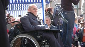 Václav Krása, předseda Národní rady osob se zdravotním postižením