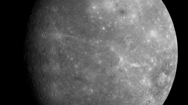Merkur, ilustrační fotografie.