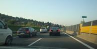 Horor na silnicích odstartoval: Evropa odjíždí na jih za sluníčkem - anotační obrázek