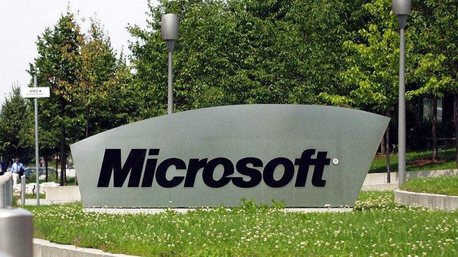Microsoft, ilustrační fotografie