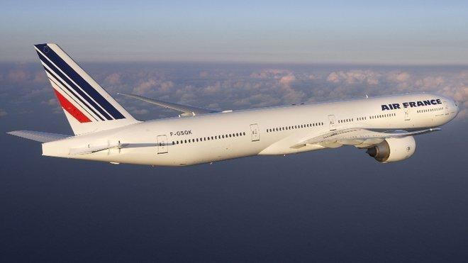 Boeing 777, ilustrační foto