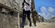 Útok v Somálsku: U prezidentského sídla v Mogadišu vybuchla bomba, na místě se střílí - anotační obrázek