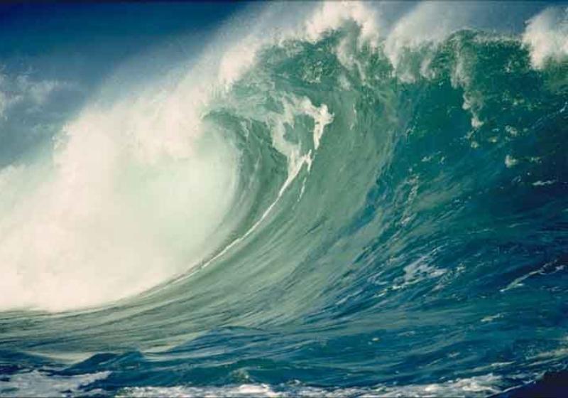 Obří vlny