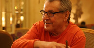 Češi se poklonili zemřelému filmaři Miloši Formanovi - anotační obrázek