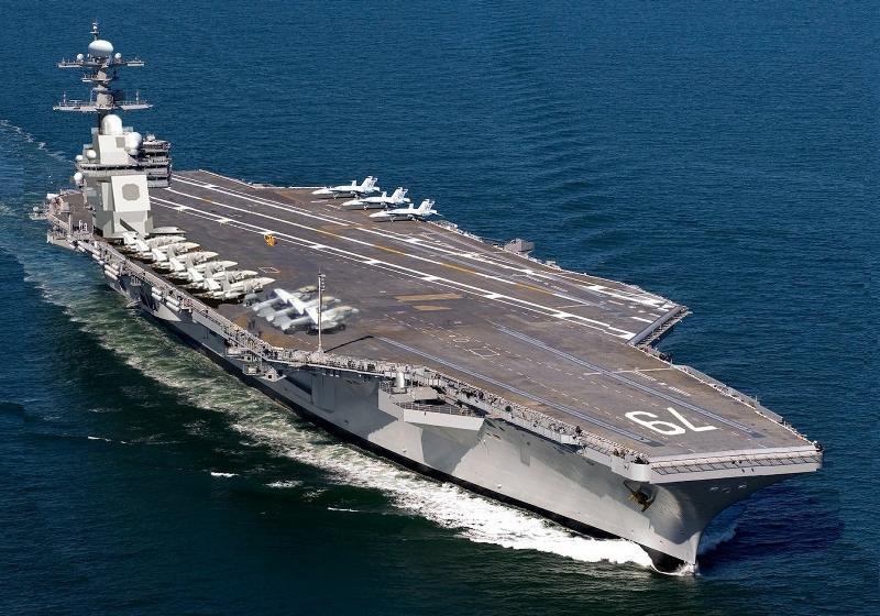 Americké námořnictvo, ilustrační foto