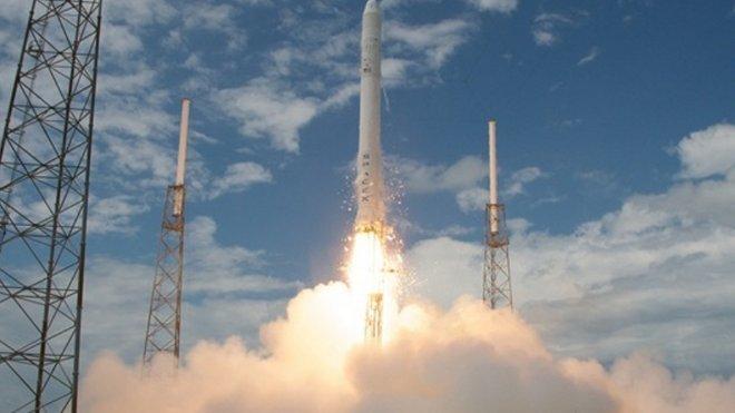 Falcon 9 Heavy