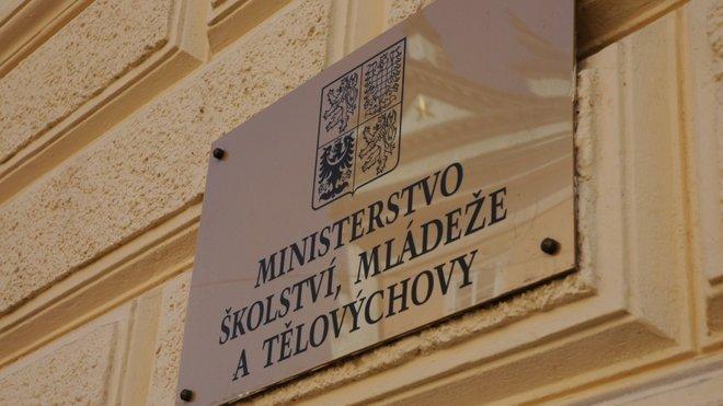 Ministerstvo školství, ilustrační foto