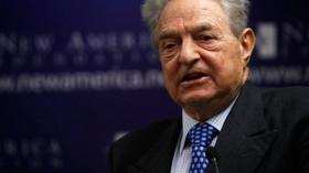 Drsné obvinění: Soros a Schwarzenberg financují Zemanovy soupeře - anotační foto