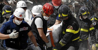 Itálii zasáhlo další silné zemětřesení - anotační obrázek