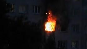 Požár, ilustrační fotografie