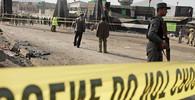 Při sebevražedném atentátu v afghánské metropoli zemřelo nejméně 24 lidí - anotační obrázek