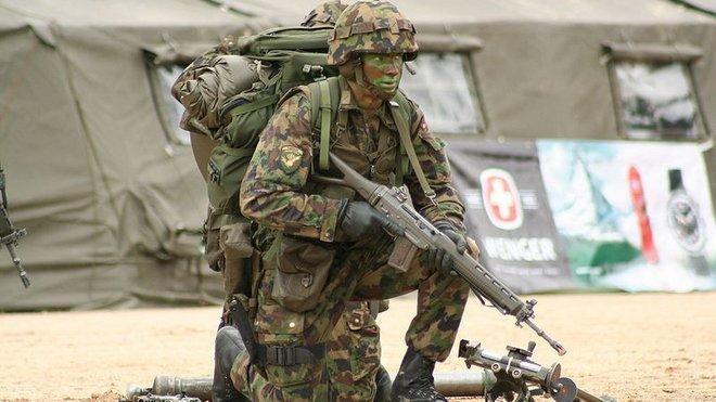 Armáda Švýcarsko