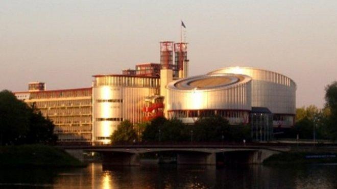 Soud pro lidská práva Štrasburk