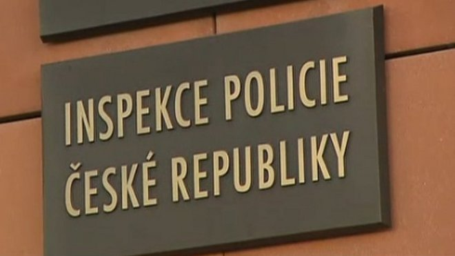 Inspekce policie České republiky
