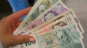 Peníze, CZK