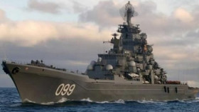 Incident na moři: Torpédoborec USA podle Moskvy pronikl do ruských vod, byl vytlačen - anotační foto