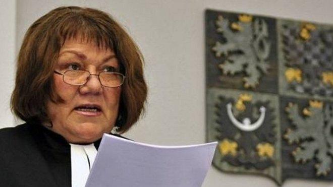 Emeritní ústavní soudkyně Eliška Wagnerová