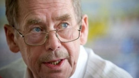 Václav Havel, 1. prezident ČR