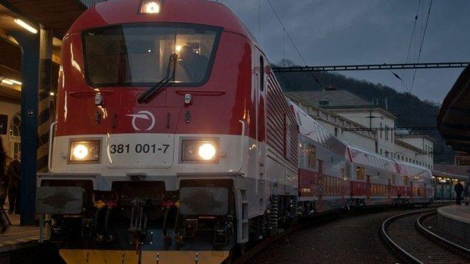 Škoda T. vyrobila pro Slovenské dráhy (ZSSK) moderní vícesystémovou lokomotivu Škoda 109 E