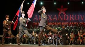 Legendární Alexandrovci v Praze