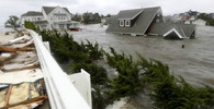 Záplavy po superbouři Sandy v USA