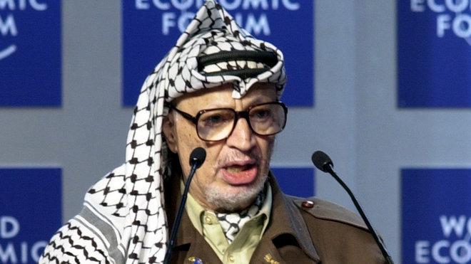 V Gaze Se Sešly Desítky Tisíc Lidí, Připomněli Si Arafatu