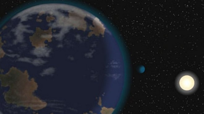 Exoplaneta 40307g je zatím nejnadějnější pravděpodobnou hostitelkou života