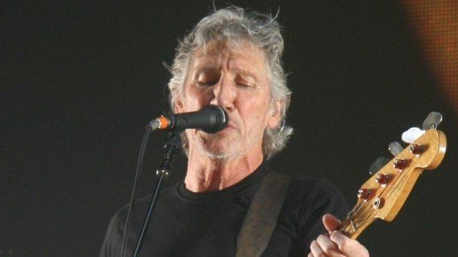 Roger Waters z legendární skupiny Pink Floyd