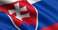 Slovenská státní vlajka