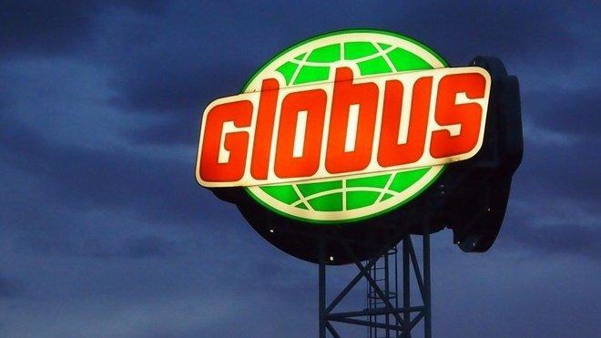 Globus, Olomouc CITY