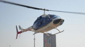 Vrtulník Bell, ilustrační fotografie