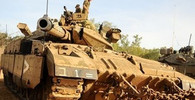 Izraelci ostřelovali pozice Hamásu, zemřeli 2 lidé - anotační obrázek