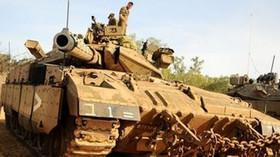Izraelská armáda se chystá k útoku